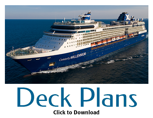 Millennium Deck Plan Button